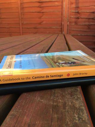 Camino guide book