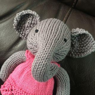 LCR elephant face