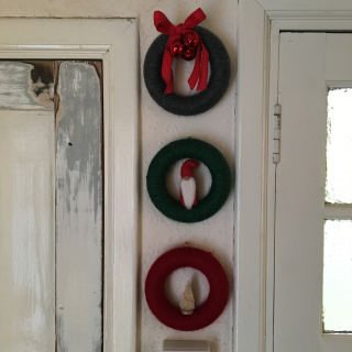Christmas wreath 1