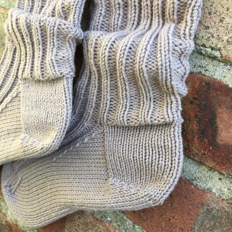 Marlee socks 2