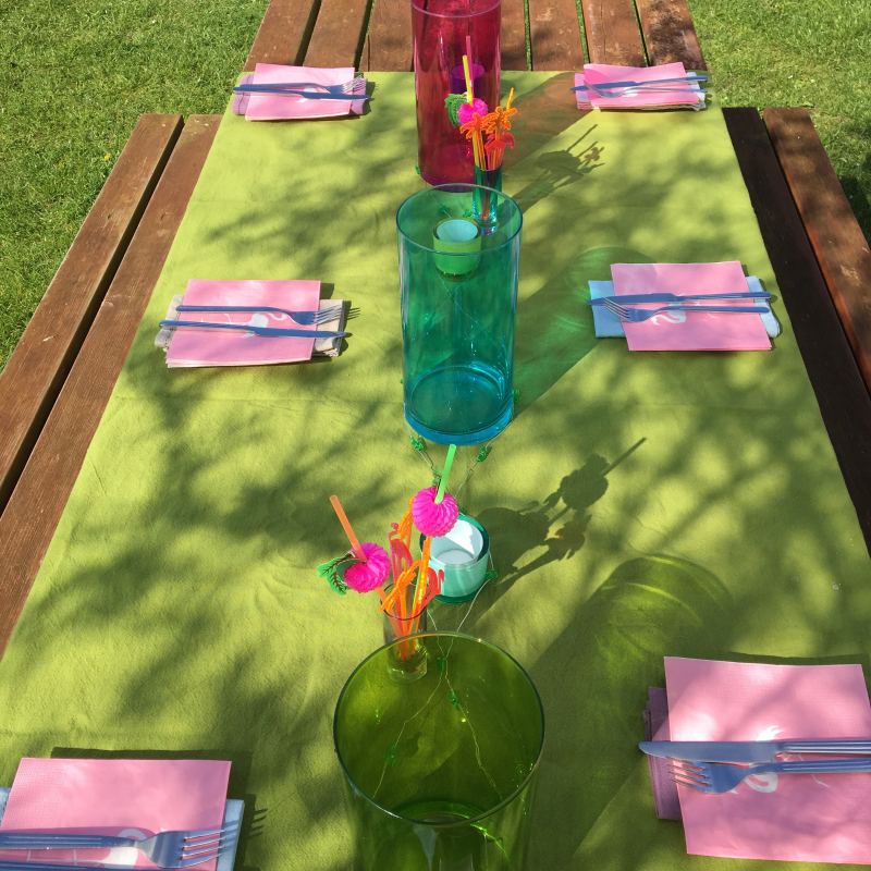Flamingo party 6