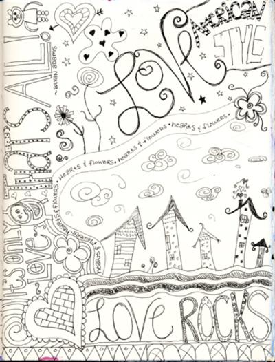 Doodlepage