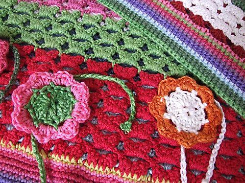 A special crochet blanket sneak peek